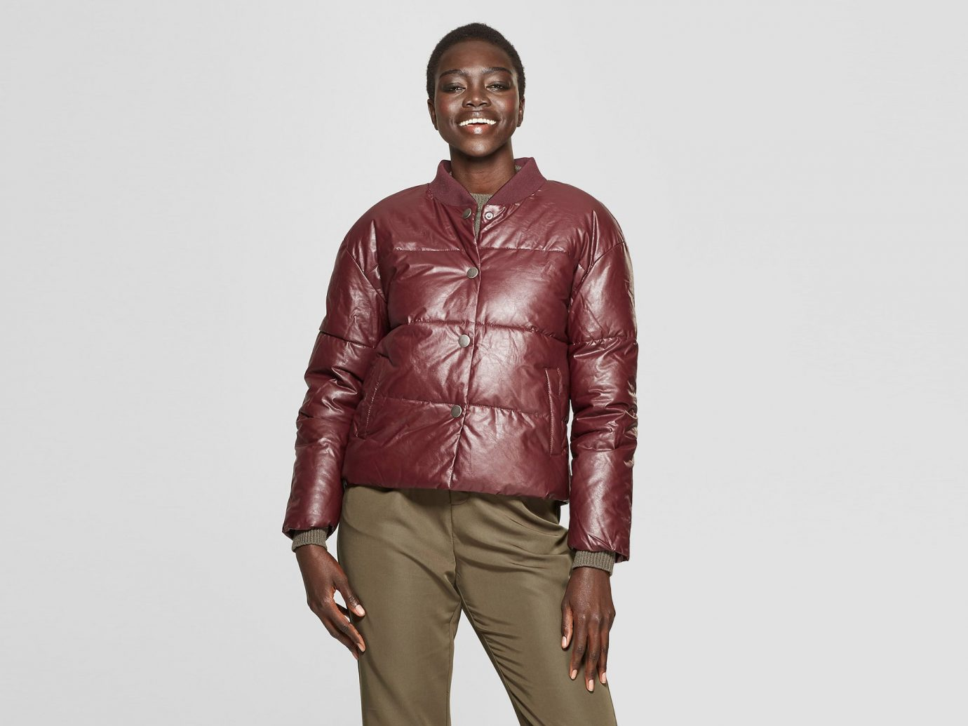 Women's Puffer Coat by Who What Wear