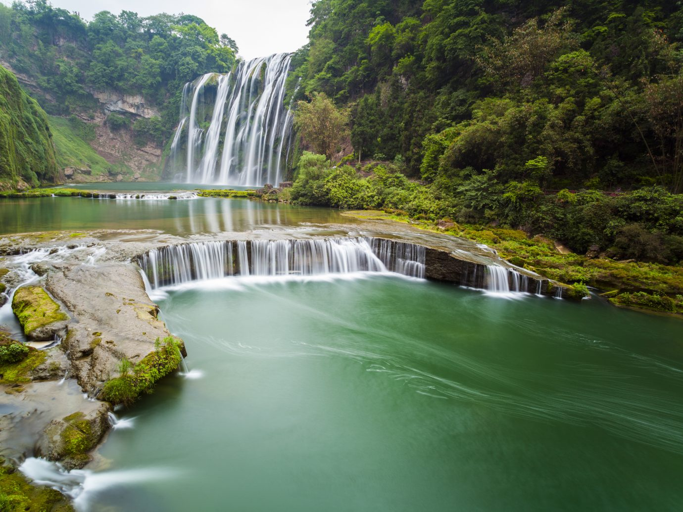 Huang guoshu Waterfall, guizhou, China