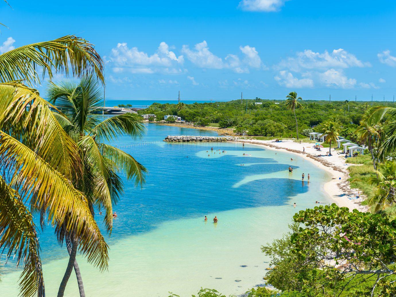 Calusa Beach, Florida Keys