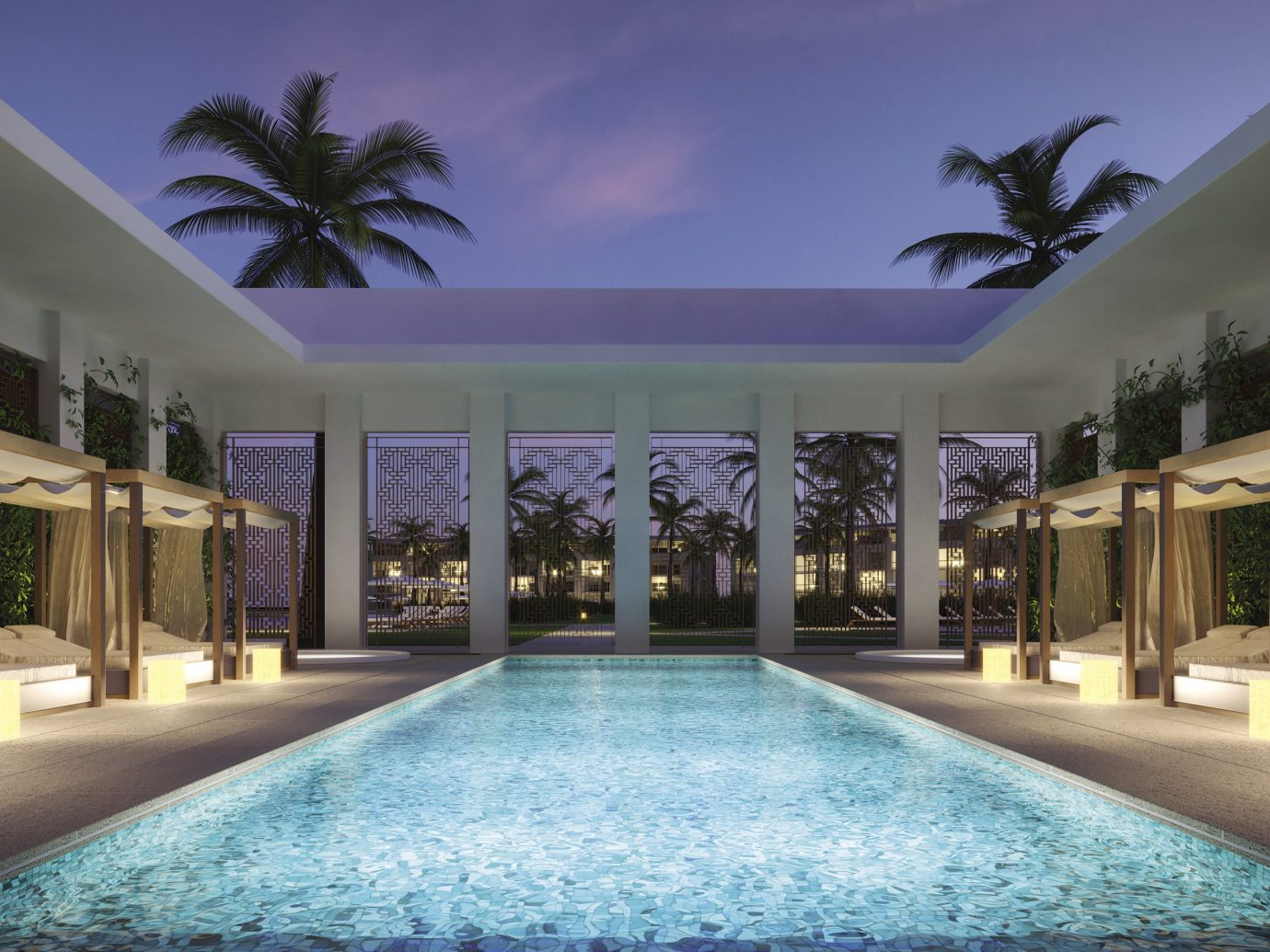 The Grand Reserve at Paradisus Palma Real pool