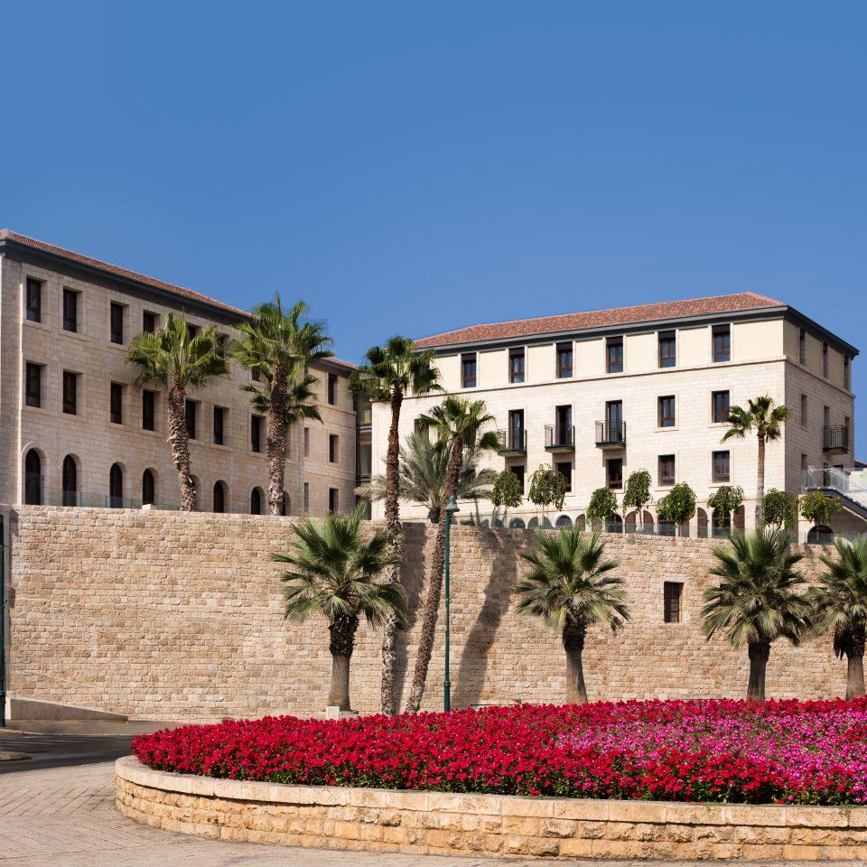exterior of Setai Tel Aviv