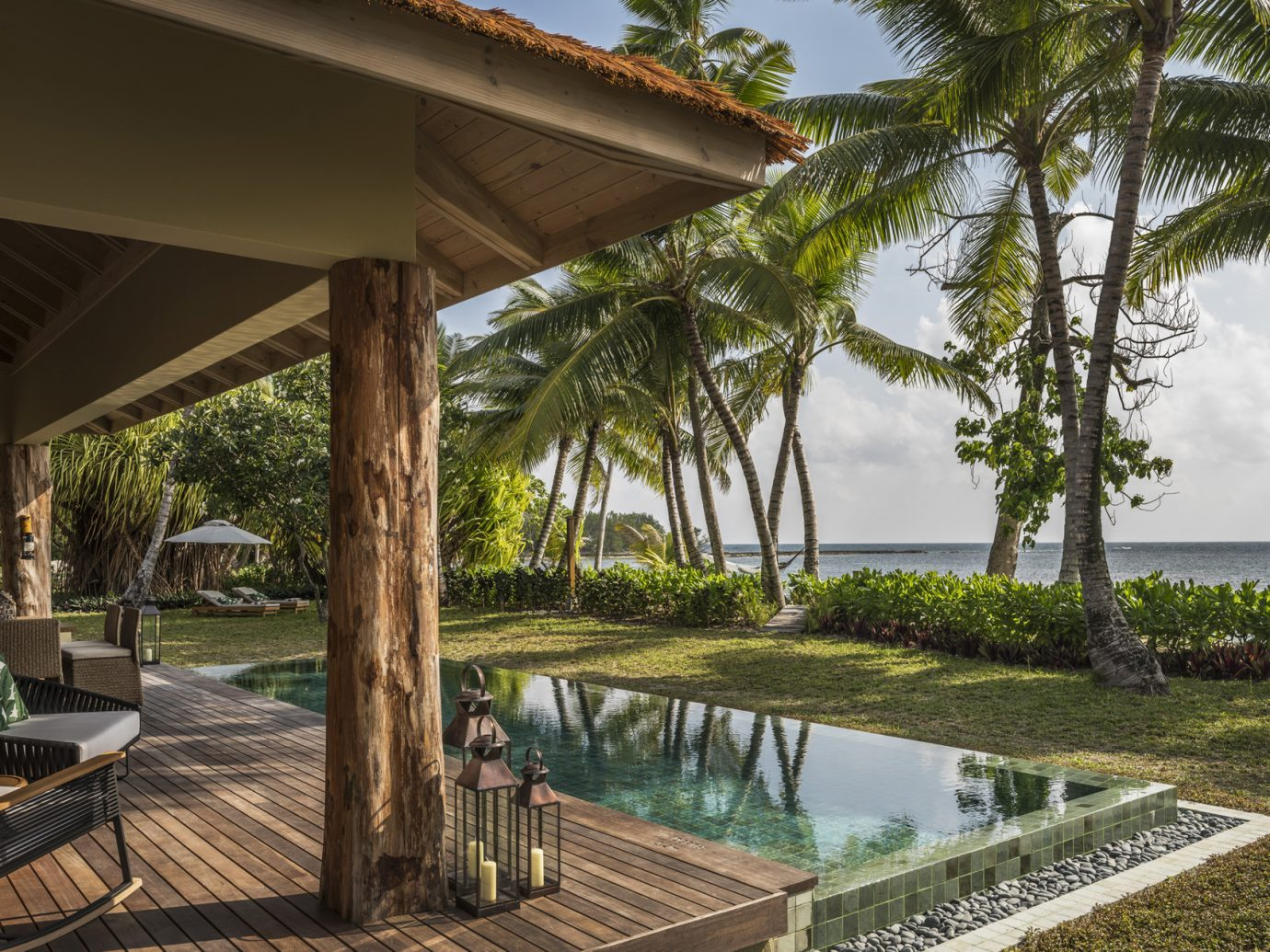 Four Seasons Resort Seychelles at Desroches