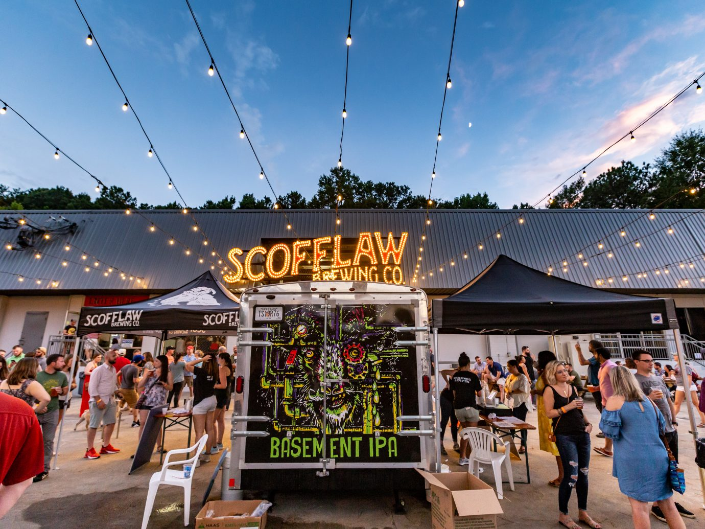 Scofflaw brewery