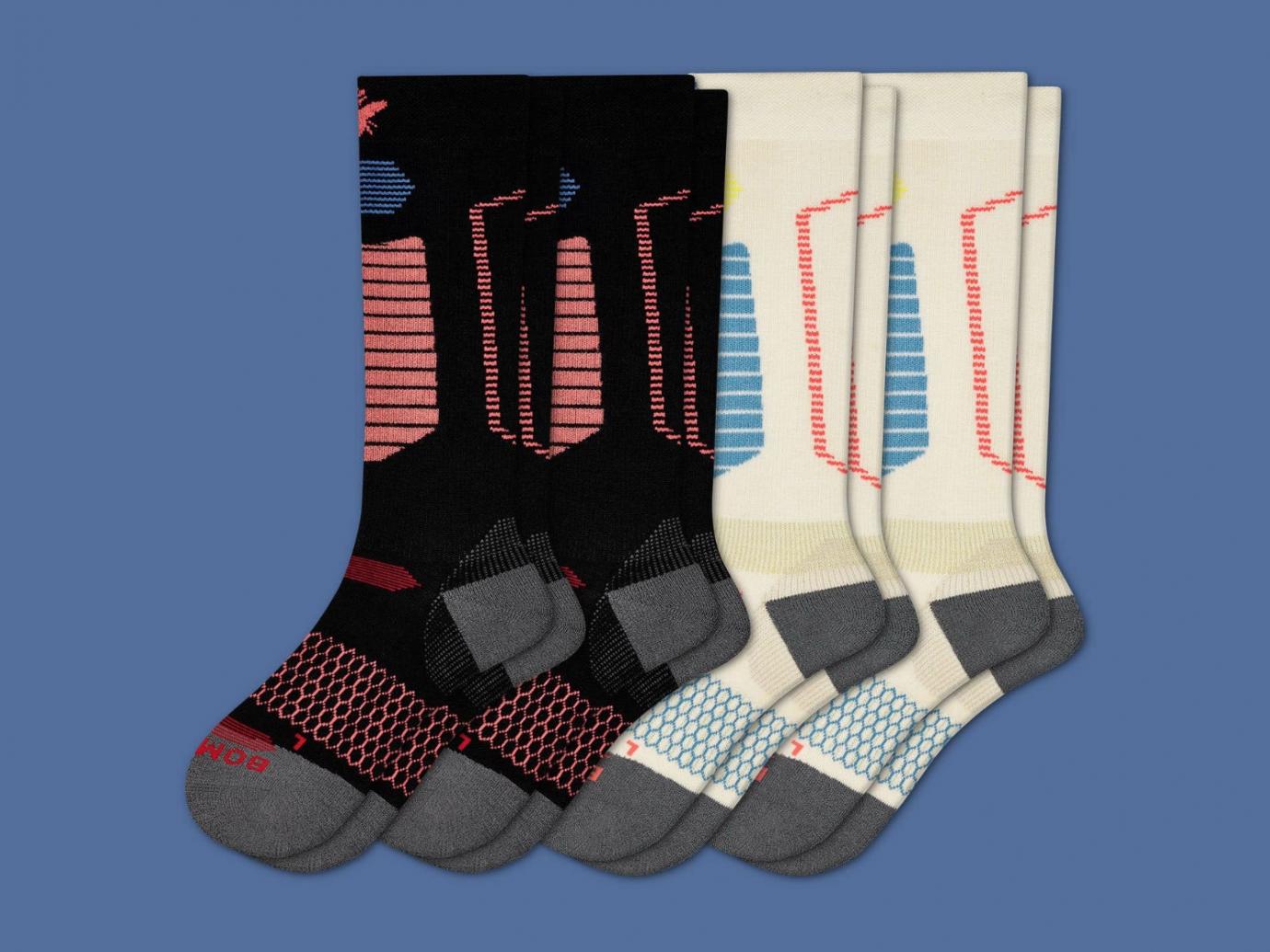 Bombas Ski Socks