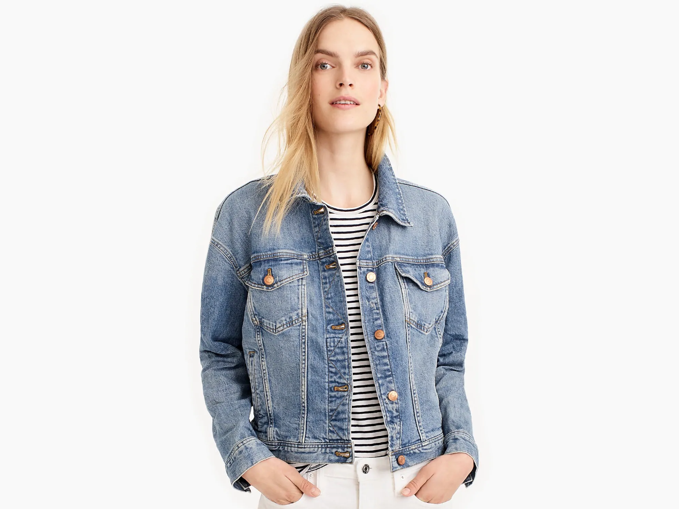 J.Crew Eco Denim Jacket
