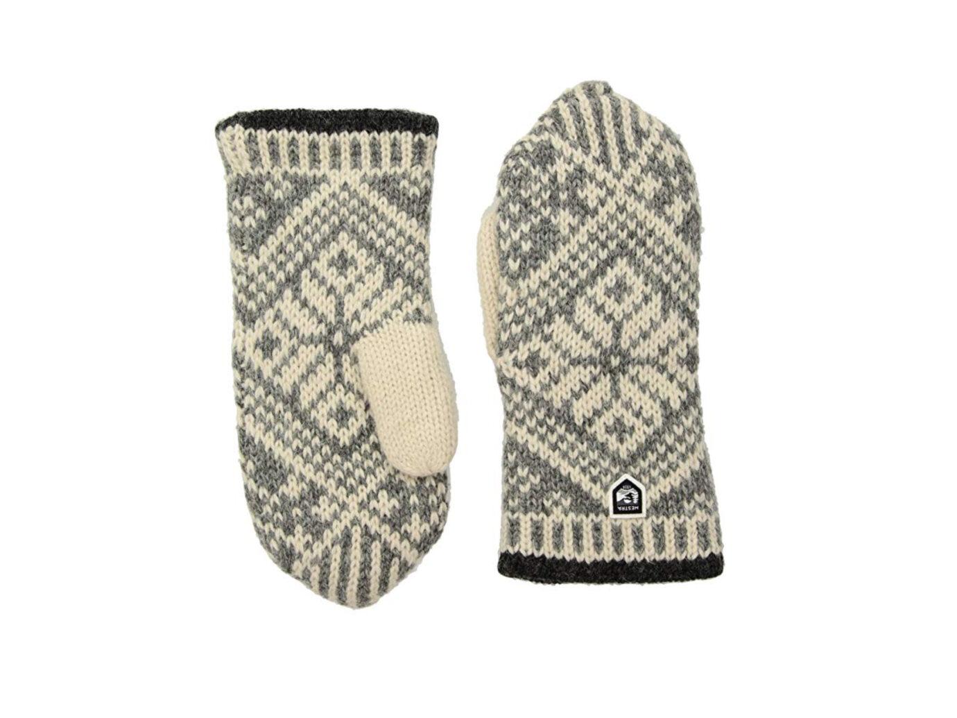 Hestra Women's Wool Mittens
