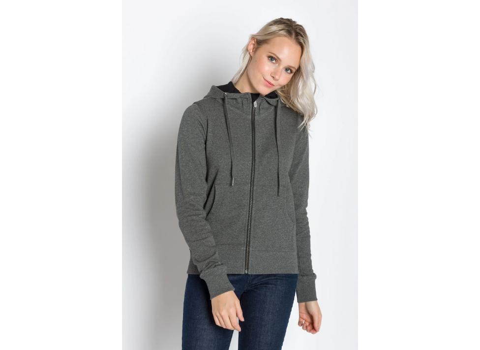 Ably Apparel Apphia Full Zip Hooded Jacket