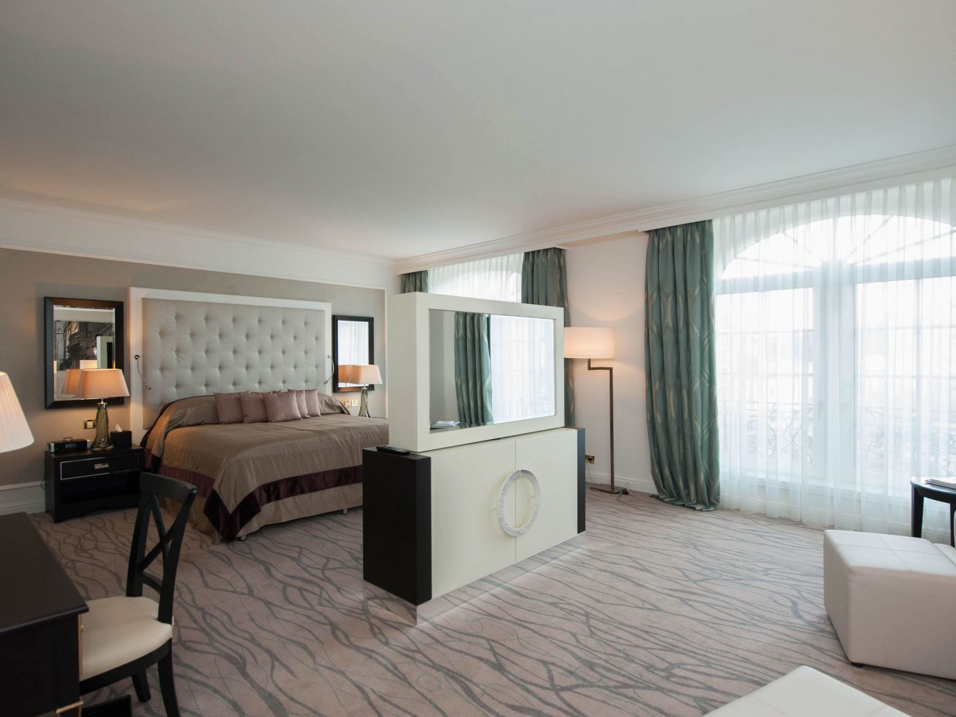 Bedroom at Steigenberger Wiltcher