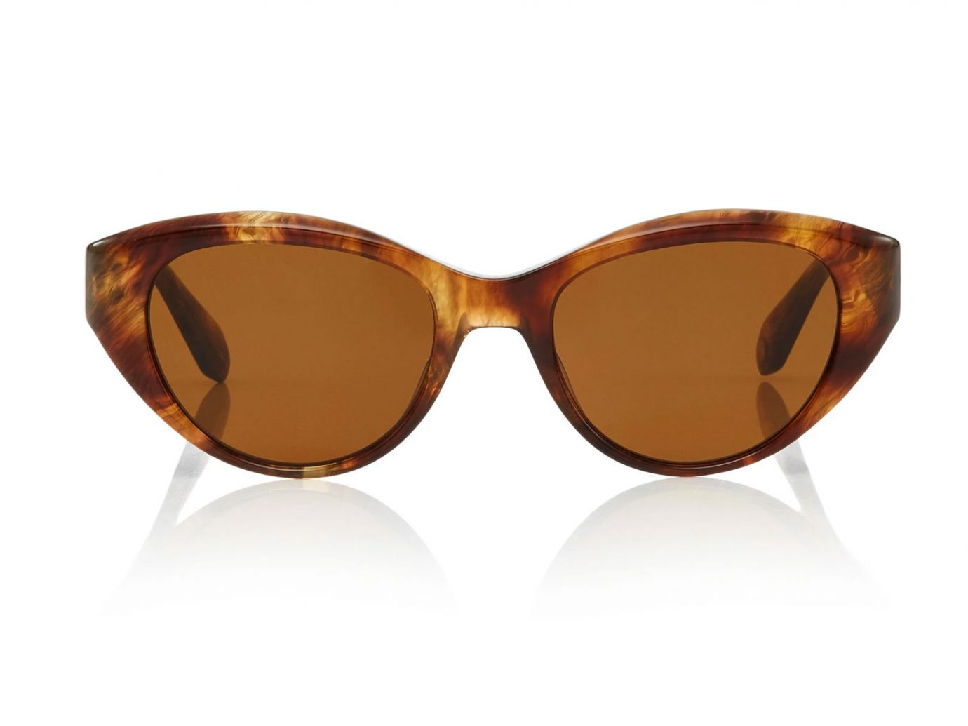 Garrett Leight Del Rey Cat-Eye Sunglasses