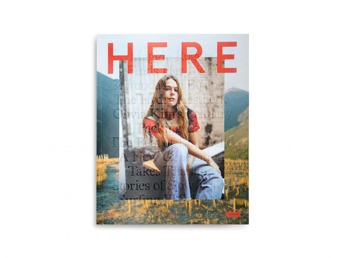 Here Issue No. 7 Magazine