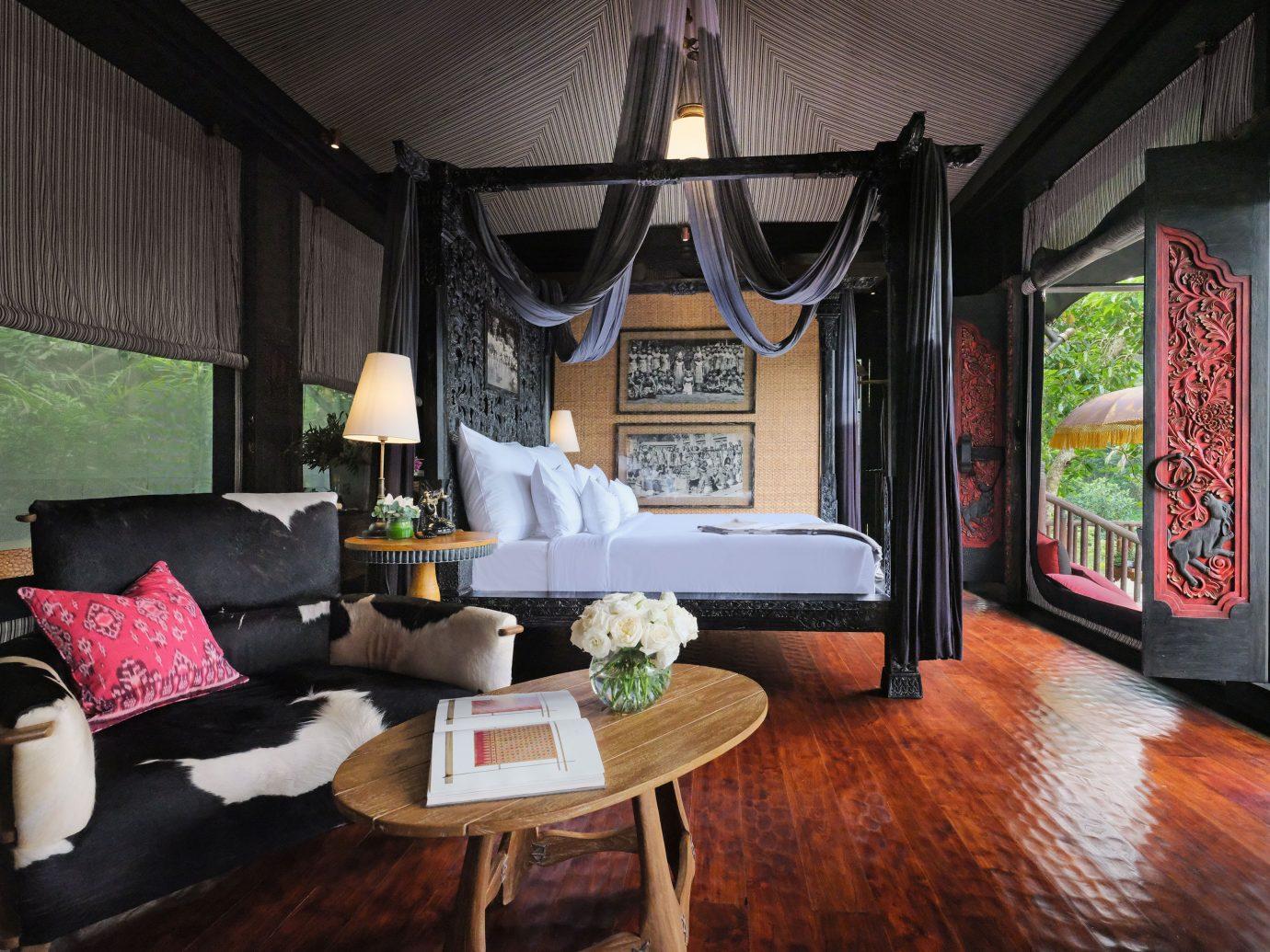 Capella Ubud guestroom