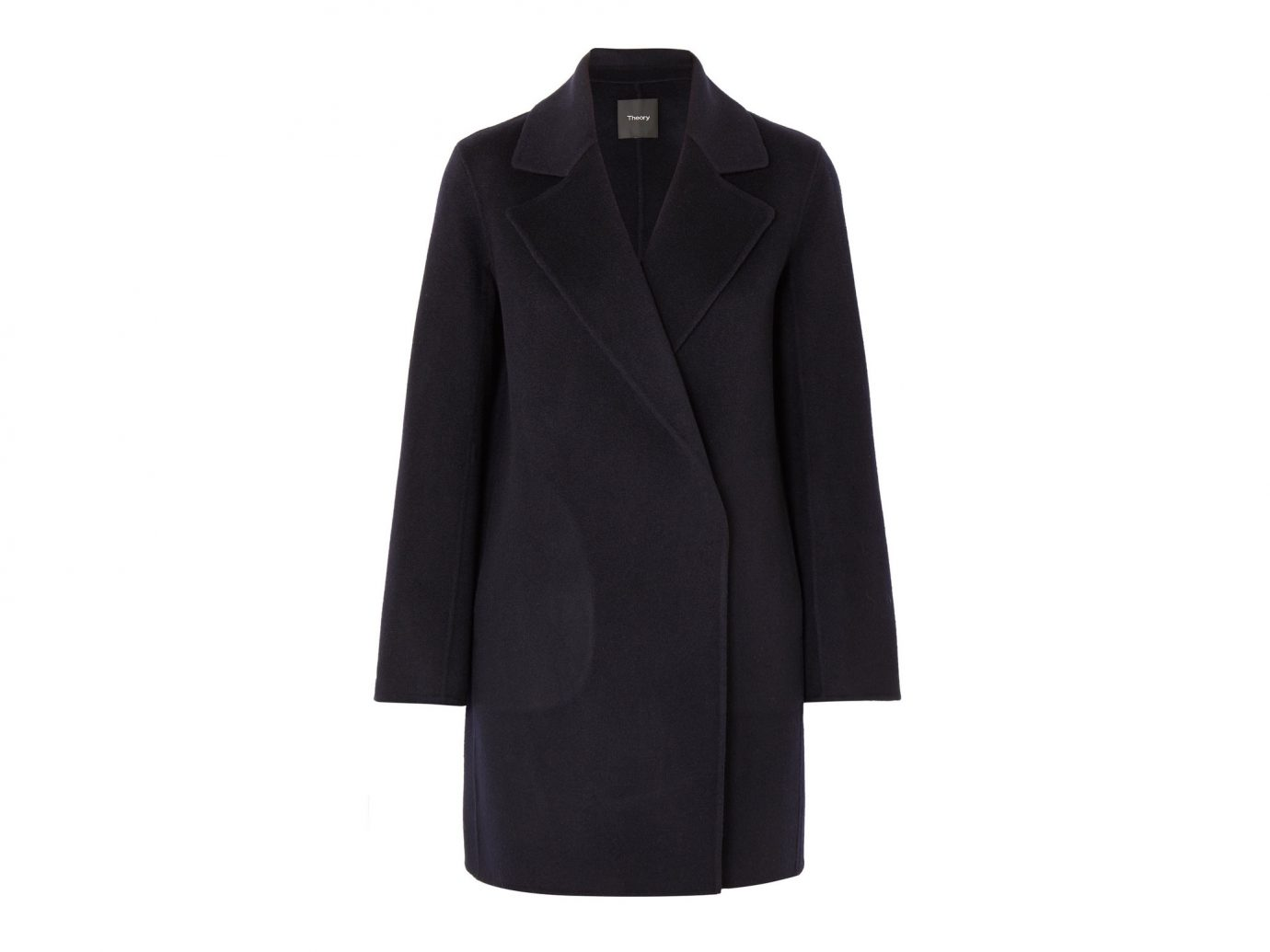 Theory Boy Wool and Cashmere-blend Felt Coat