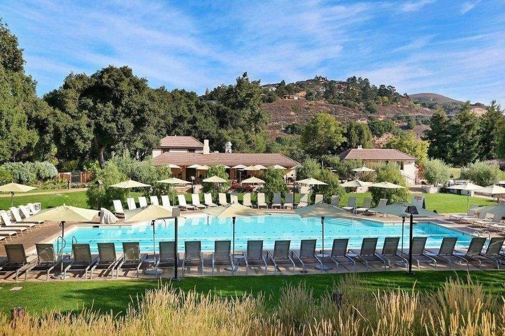 Pool at Carmel Valley Ranch