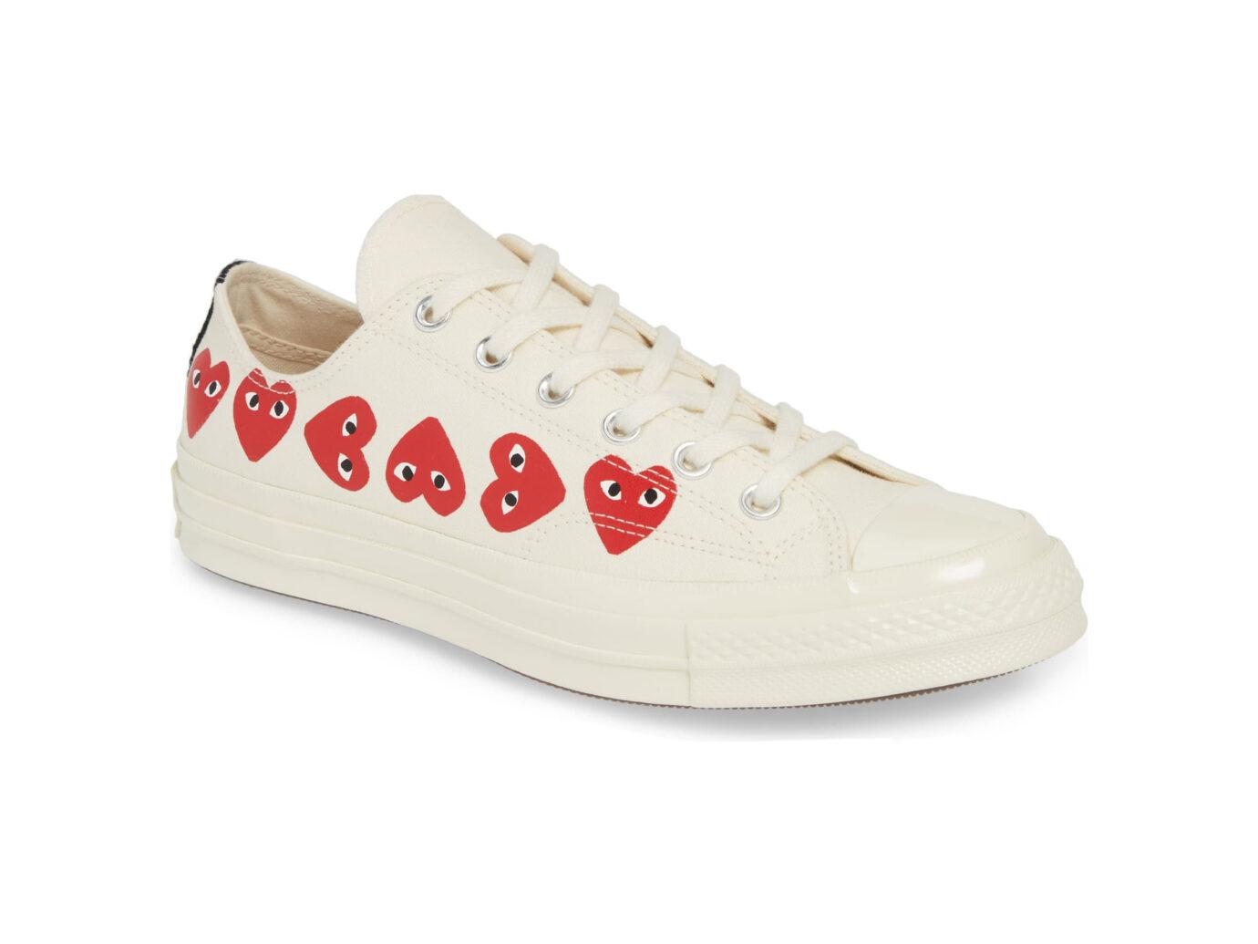 Comme des Garçons PLAY x Converse Sneakers