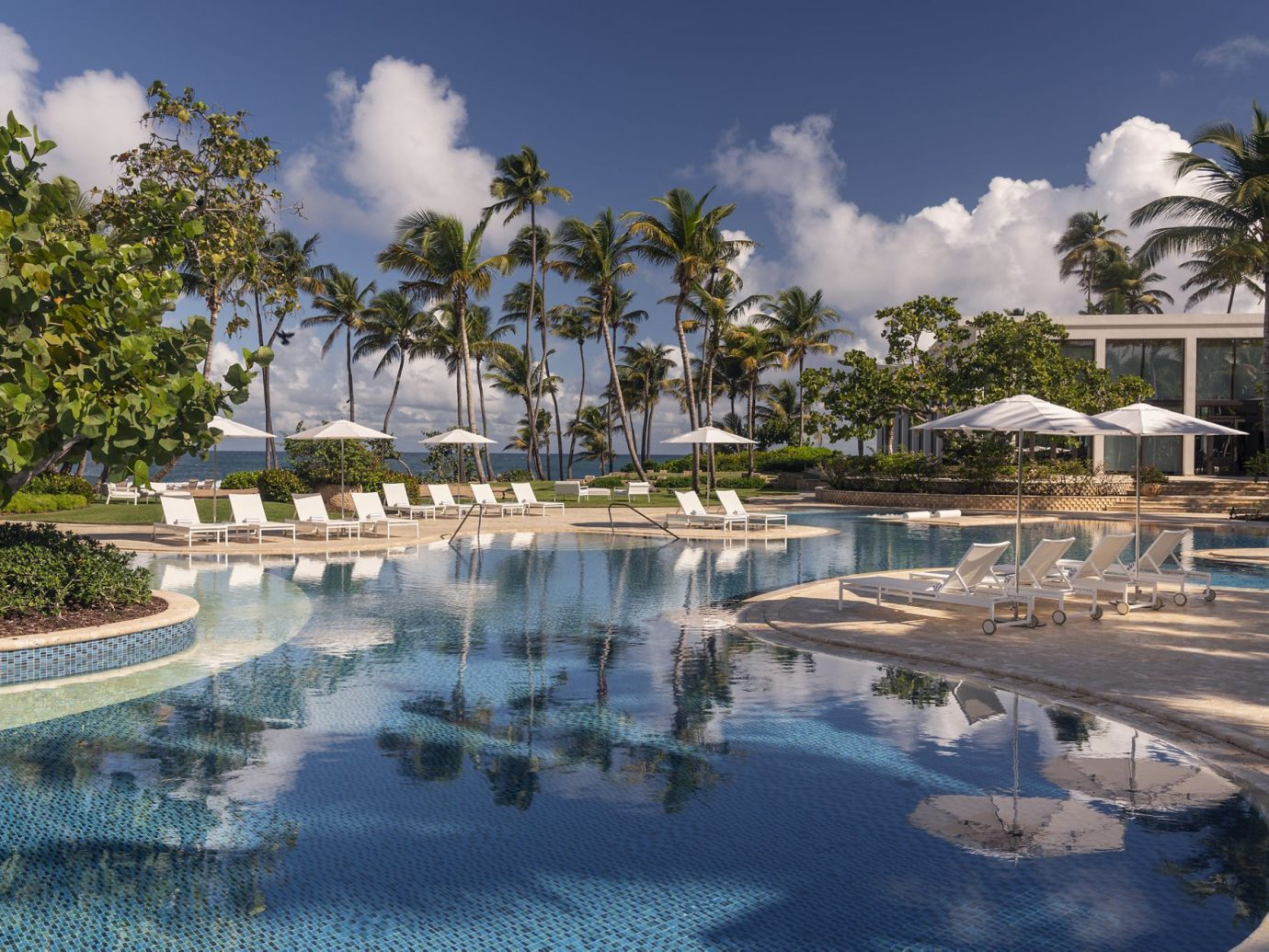 Pool at Dorado Beach