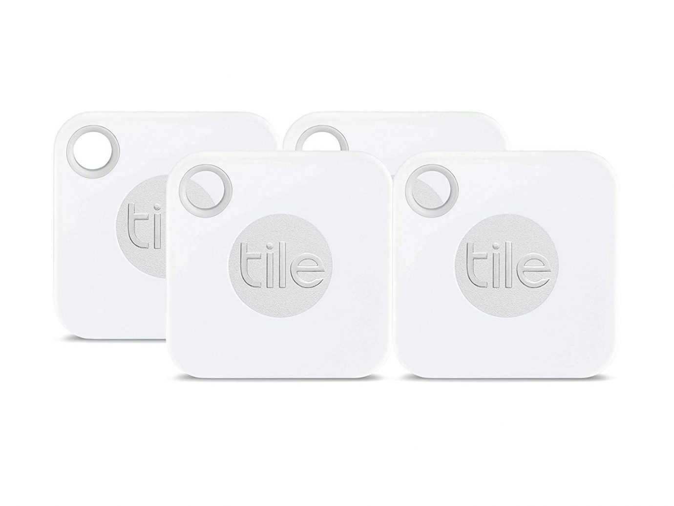 Tile Mate with Replaceable Battery on Amazon