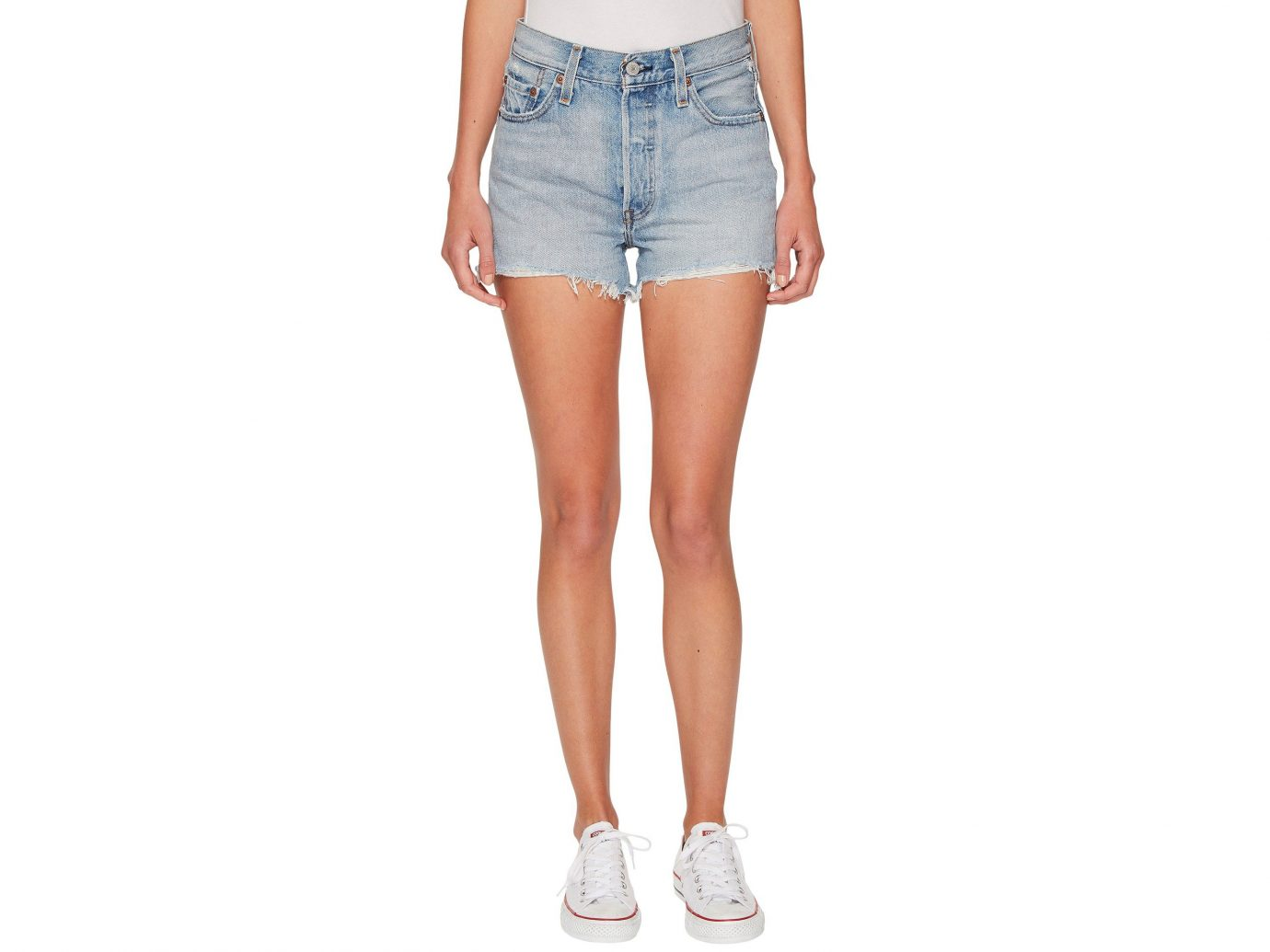 Levi's Women's 501 High-Rise Shorts