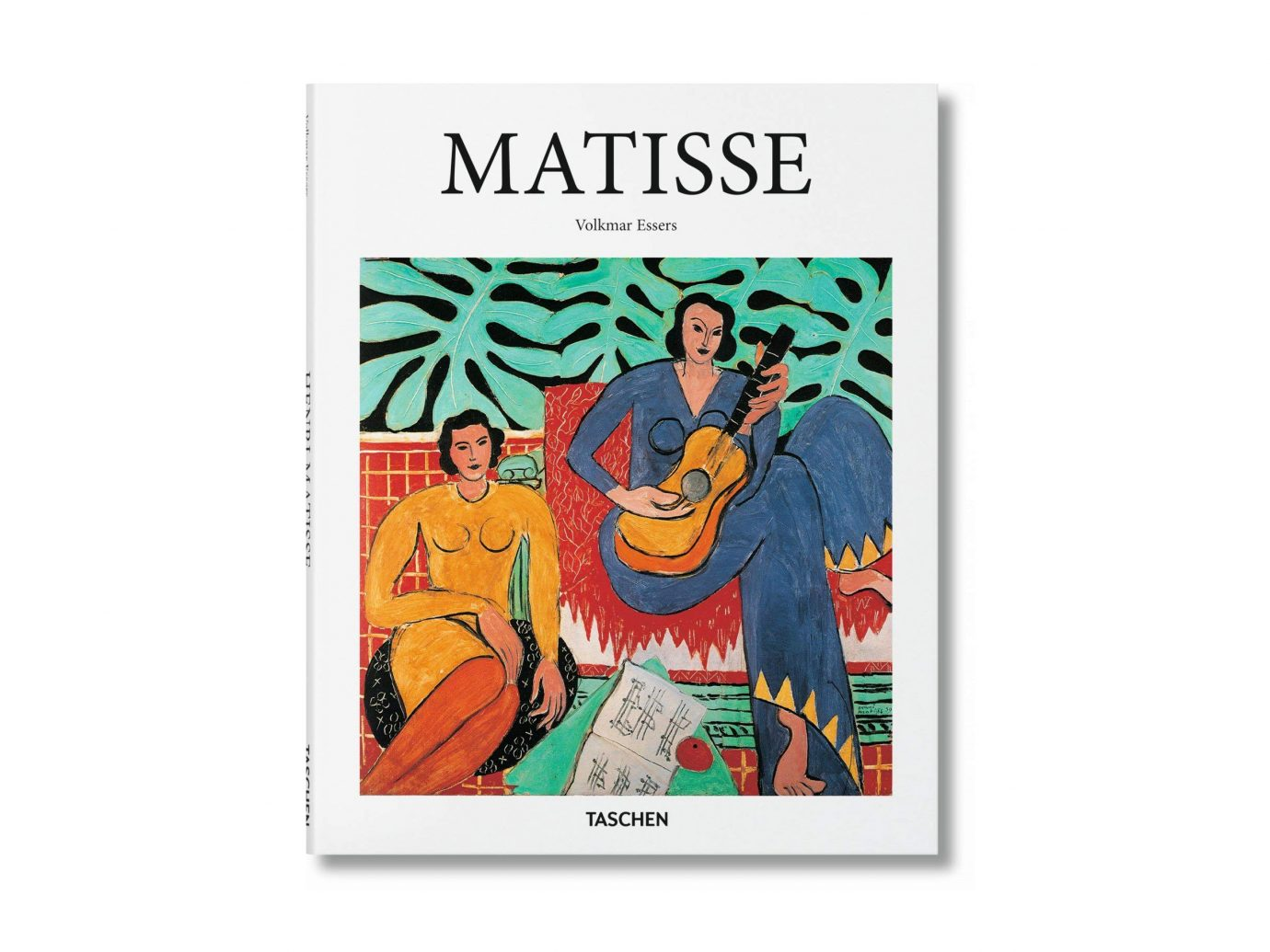 Matisse book Taschen's Basic Art Series book