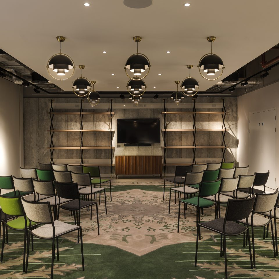 meeting room in Bankside Hotel