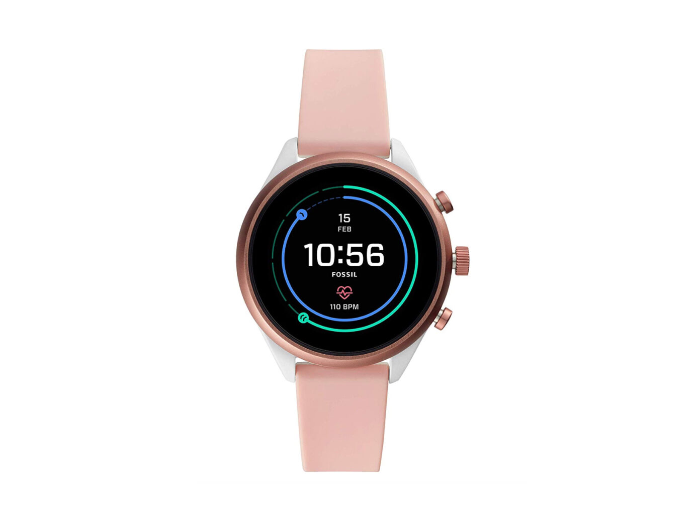 Fossil Women's Sport Touchscreen Smartwatch