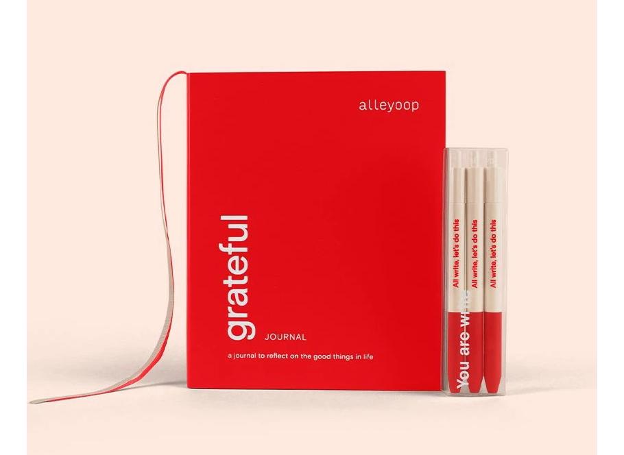 Alleyoop Grateful Journal