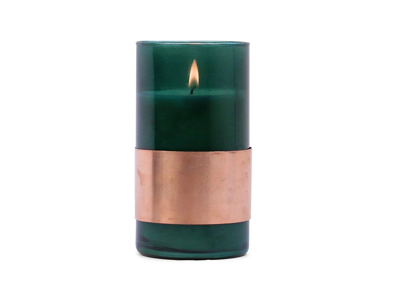 Eucalyptus & Santal Scented Candle