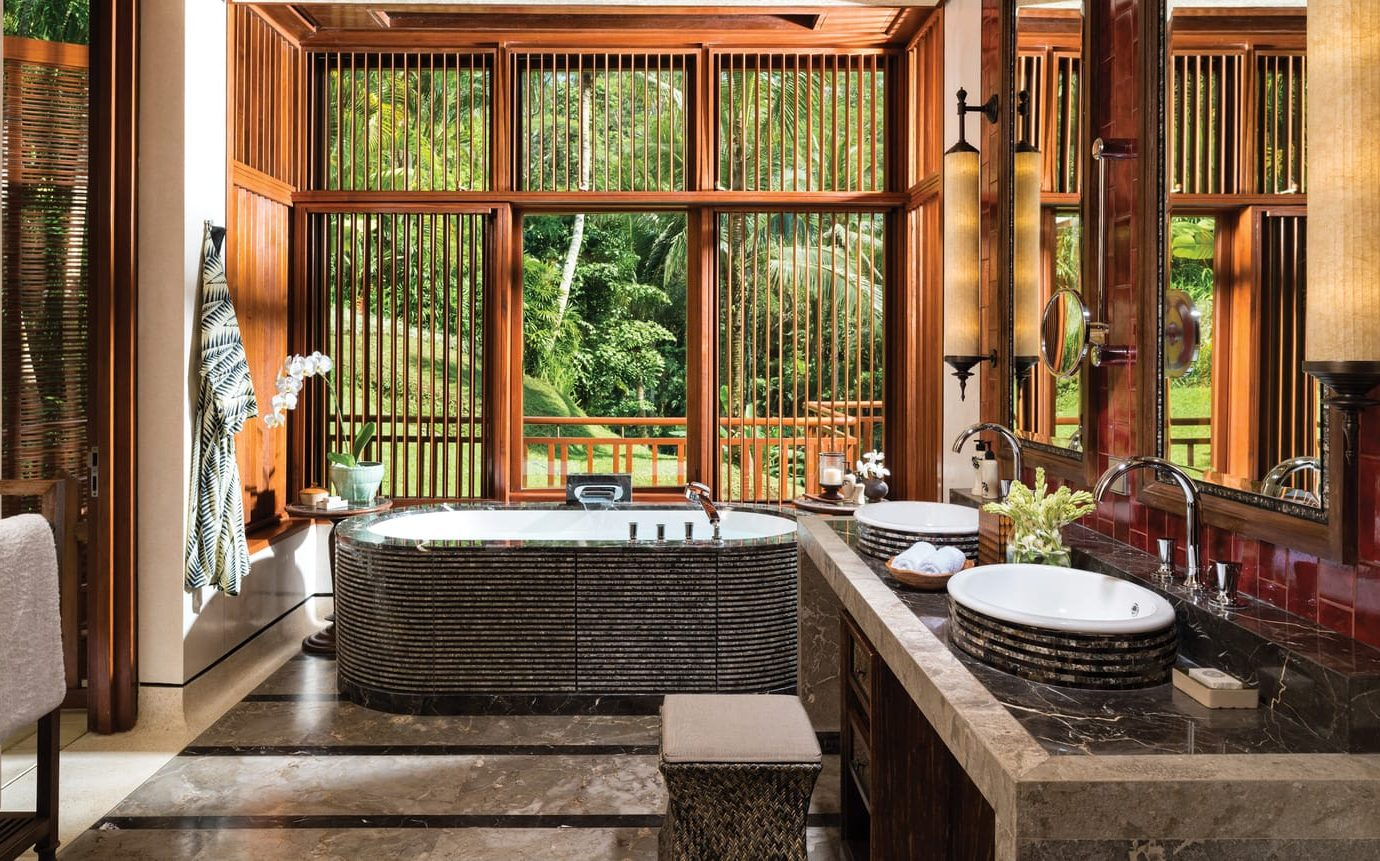 Bathroom at Four Seasons Resort Bali at Sayan