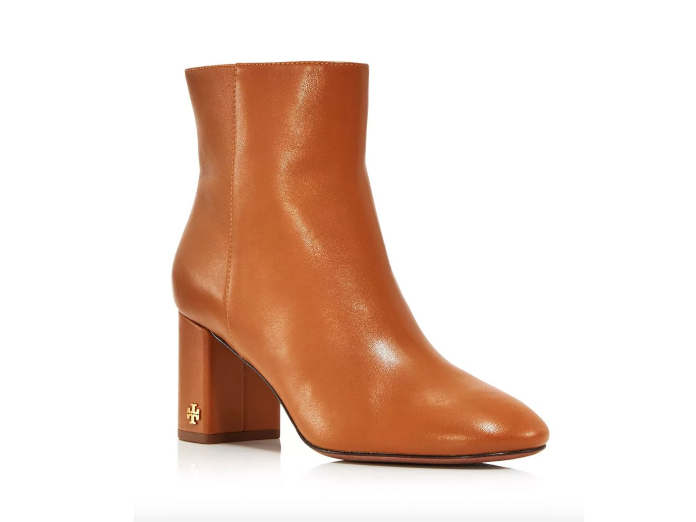 Bloomingdale's Tory Burch Women's Brooke Round Toe Leather Booties