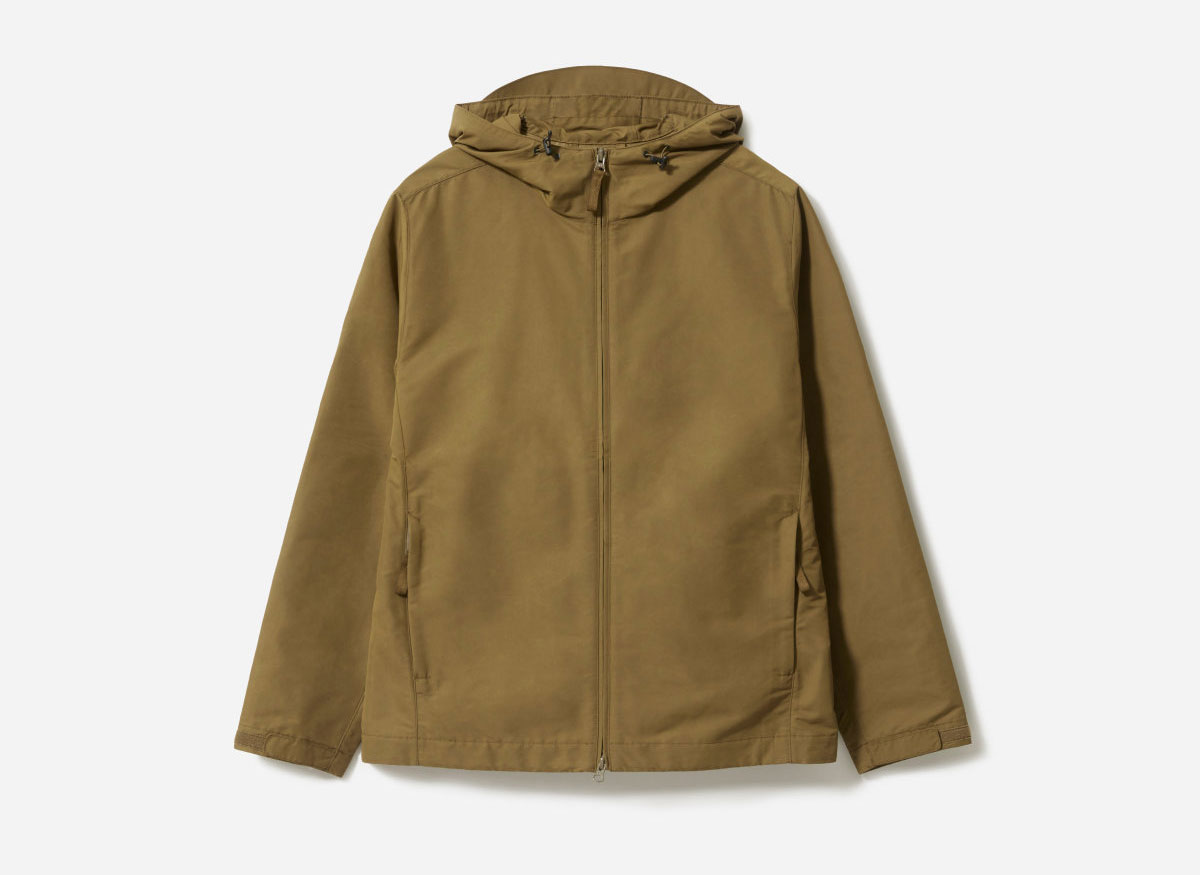 Everlane The ReNew All-Weather Jacket