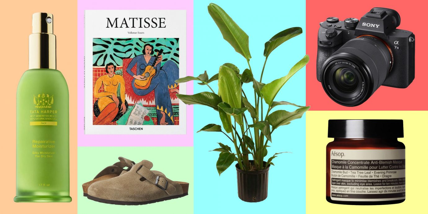 what to buy in March collage