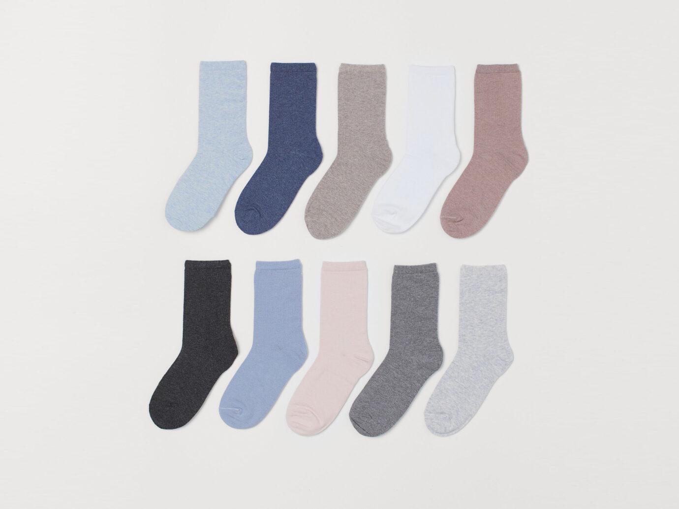 H&M 10-Pack Socks