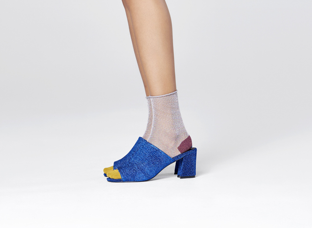 Happy Socks Hysteria Franca Ankle Socks
