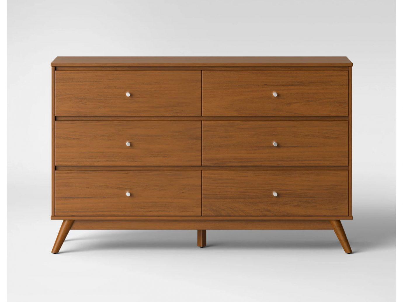target mid century Amherst Horizontal Dresser
