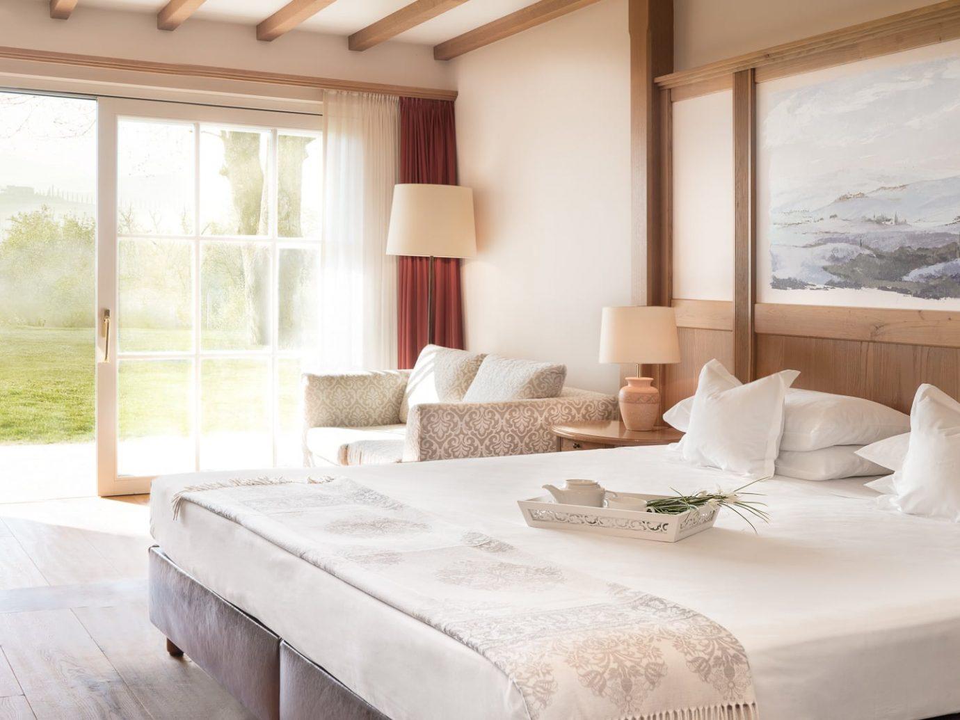 Bedroom at Adler Spa Resort Thermae