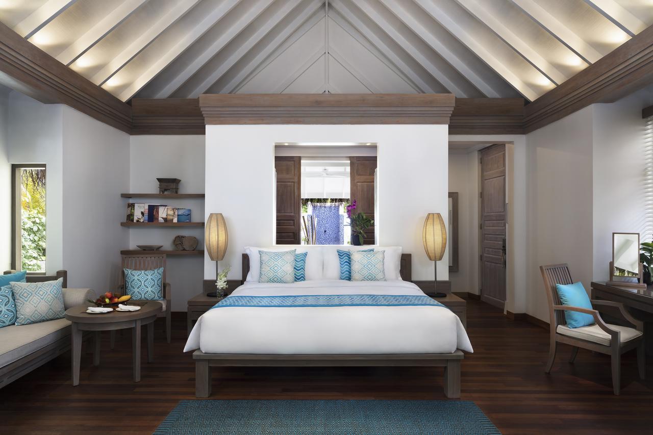 Bedroom at Anantara Dhigu Maldives
