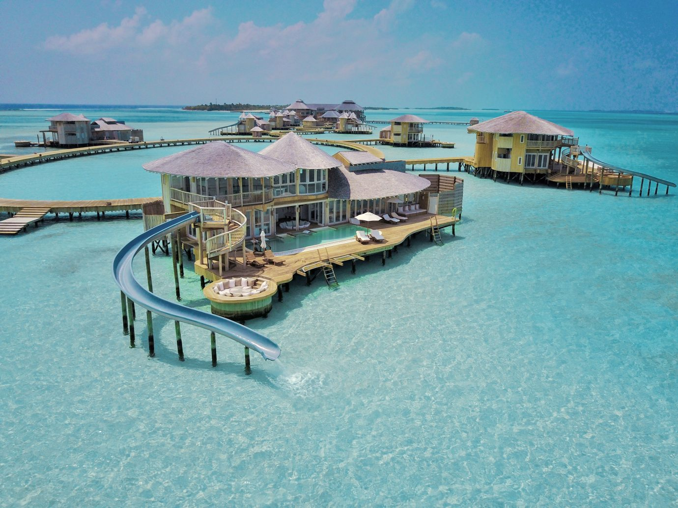 5 Overwater Bungalows For Families The Whole Gang Will Love