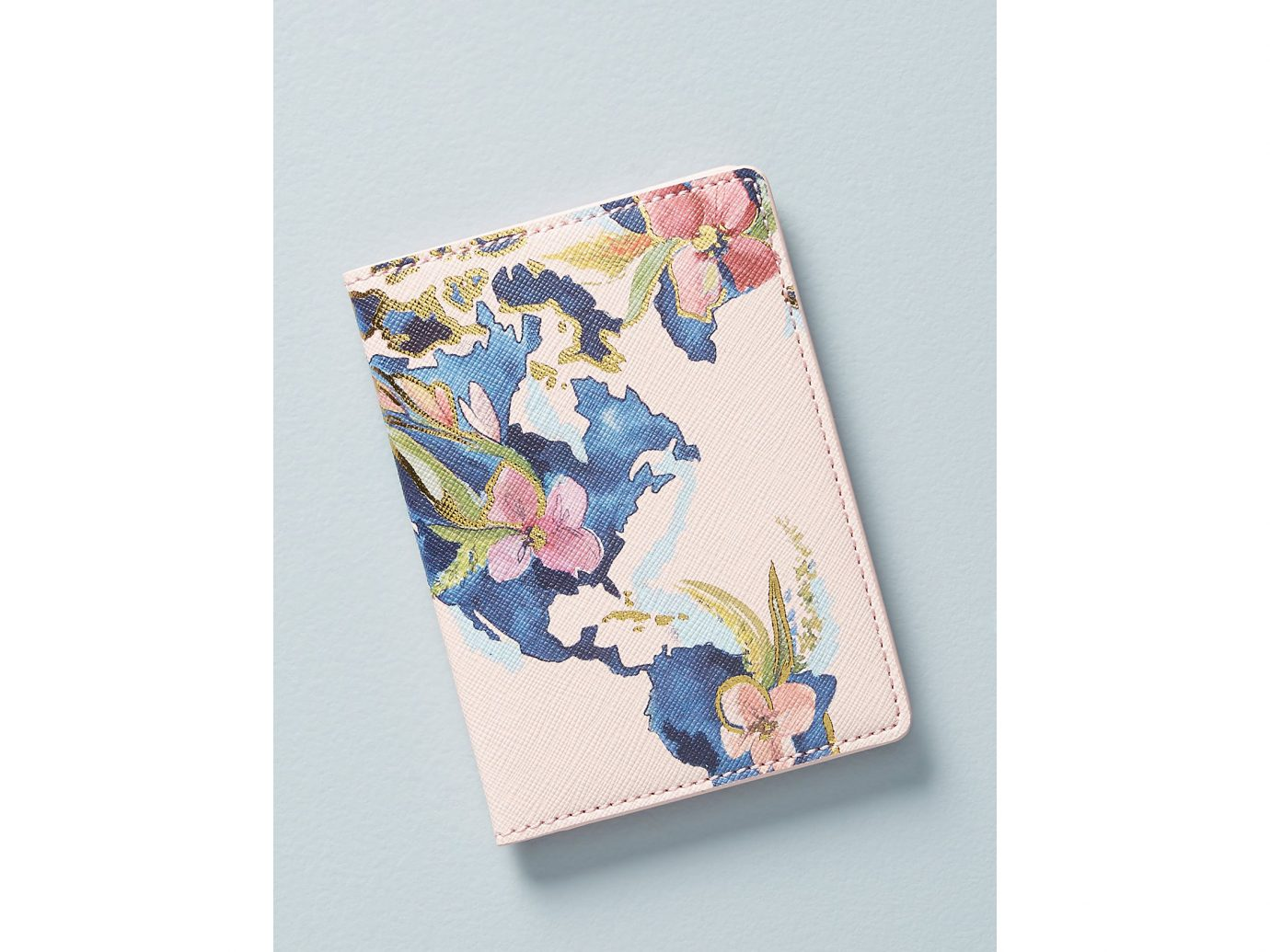 Whitney Winkler Posie Passport Holder