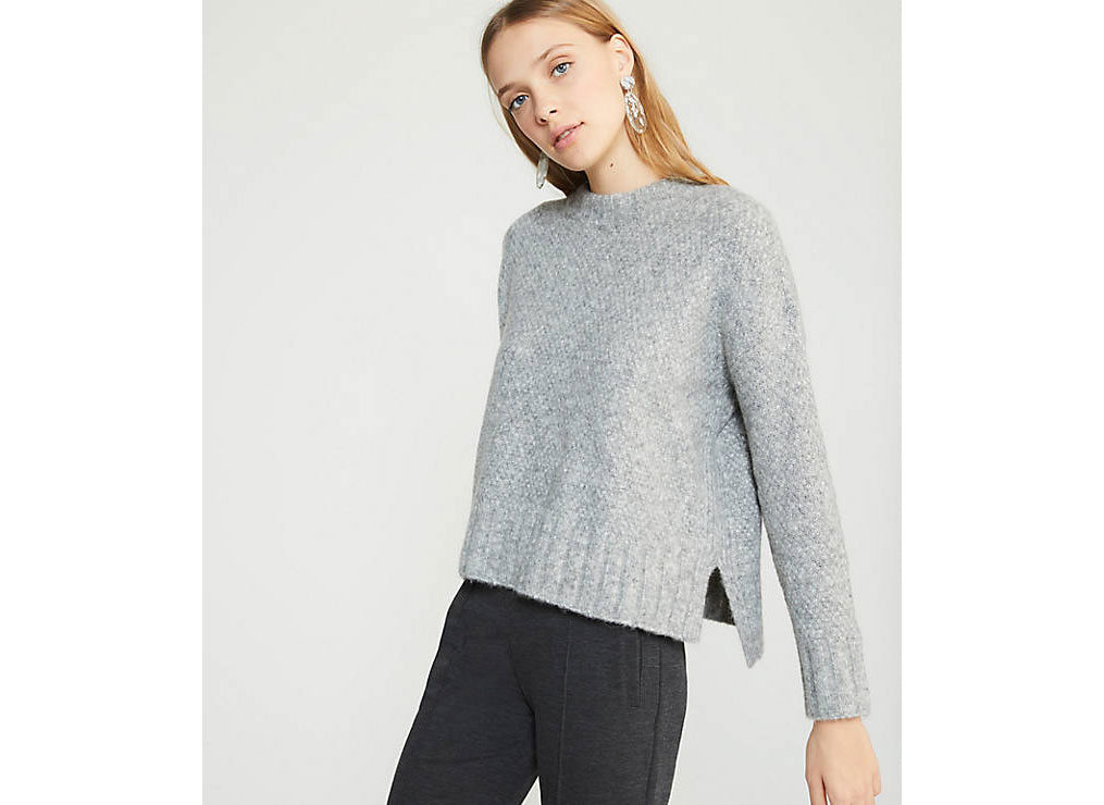Lou & Grey Texturestitch Sweater