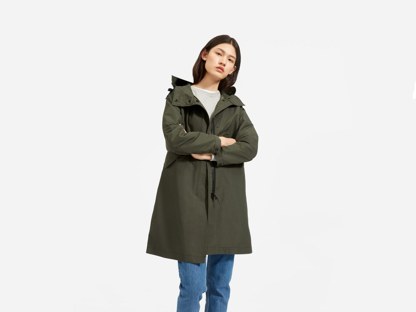Everlane ReNew Anorak