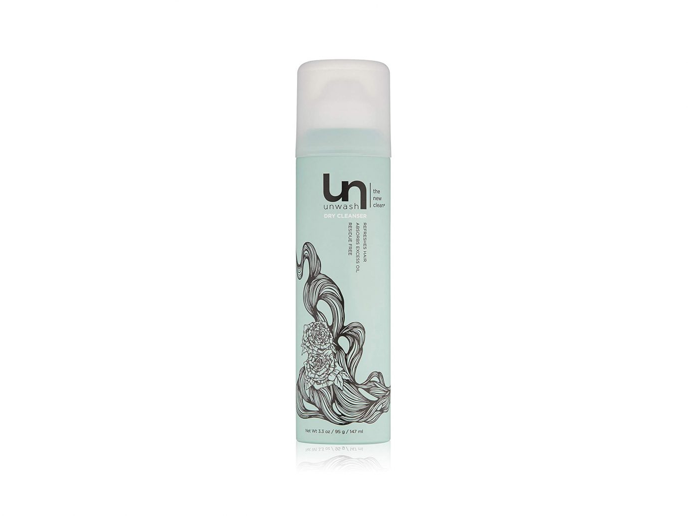 Unwash Dry Cleanser Spray