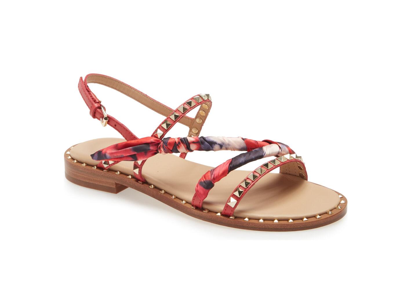 Ash Pasha Studded Sandals