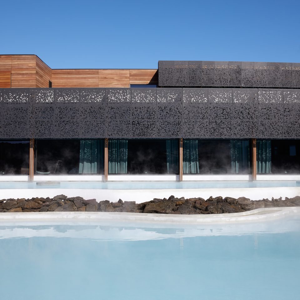 The Retreat at Blue Lagoon Iceland exterior