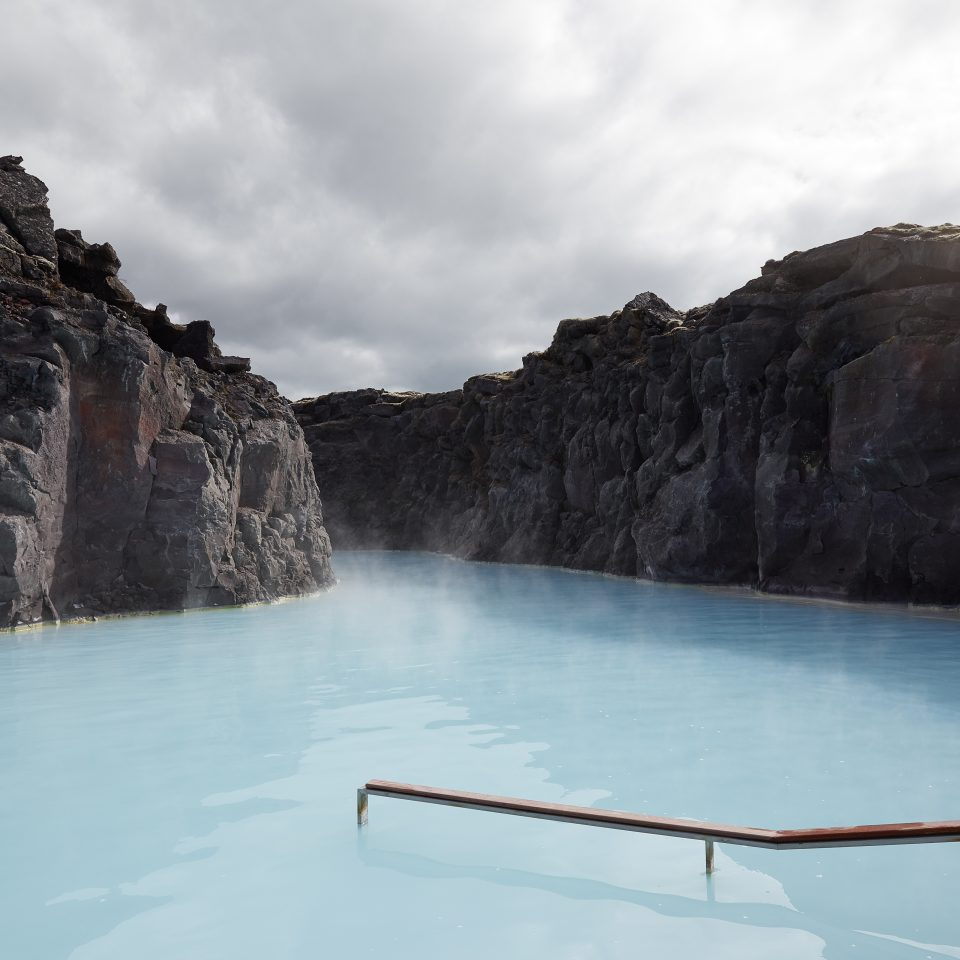 lowest lagoon at The Retreat at Blue Lagoon Iceland