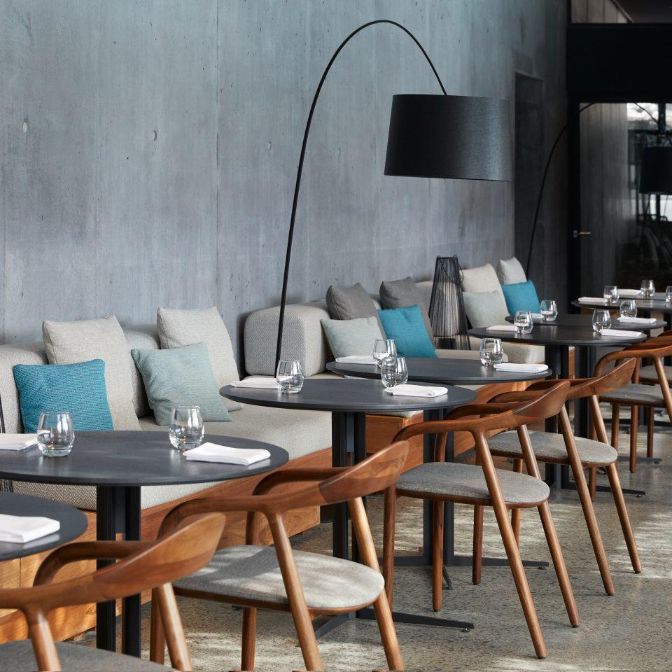 restaurant interior at The Retreat at Blue Lagoon Iceland