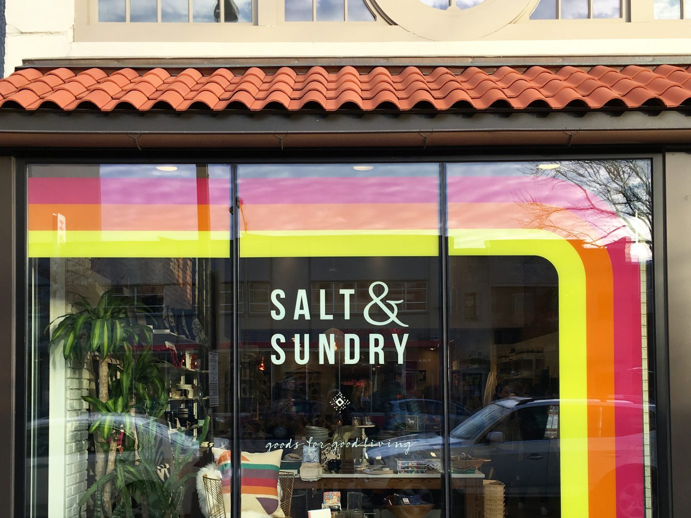 Salt & Sundry store exterior