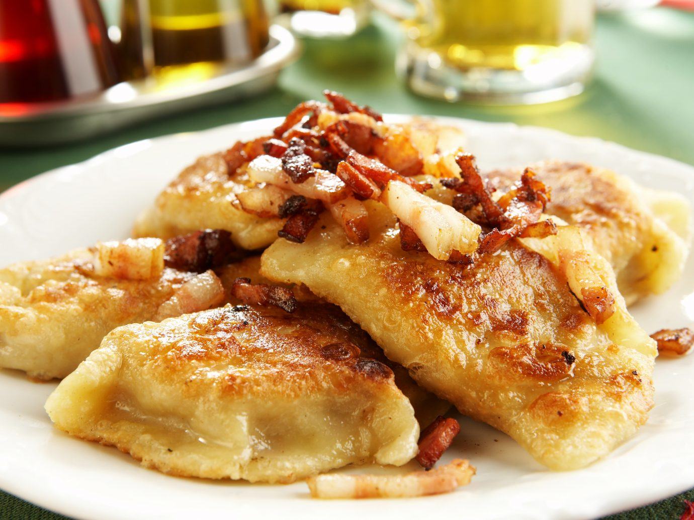 polish pierogies
