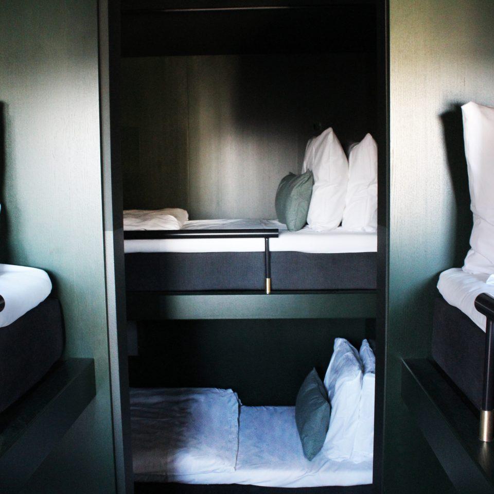 bunk lodging