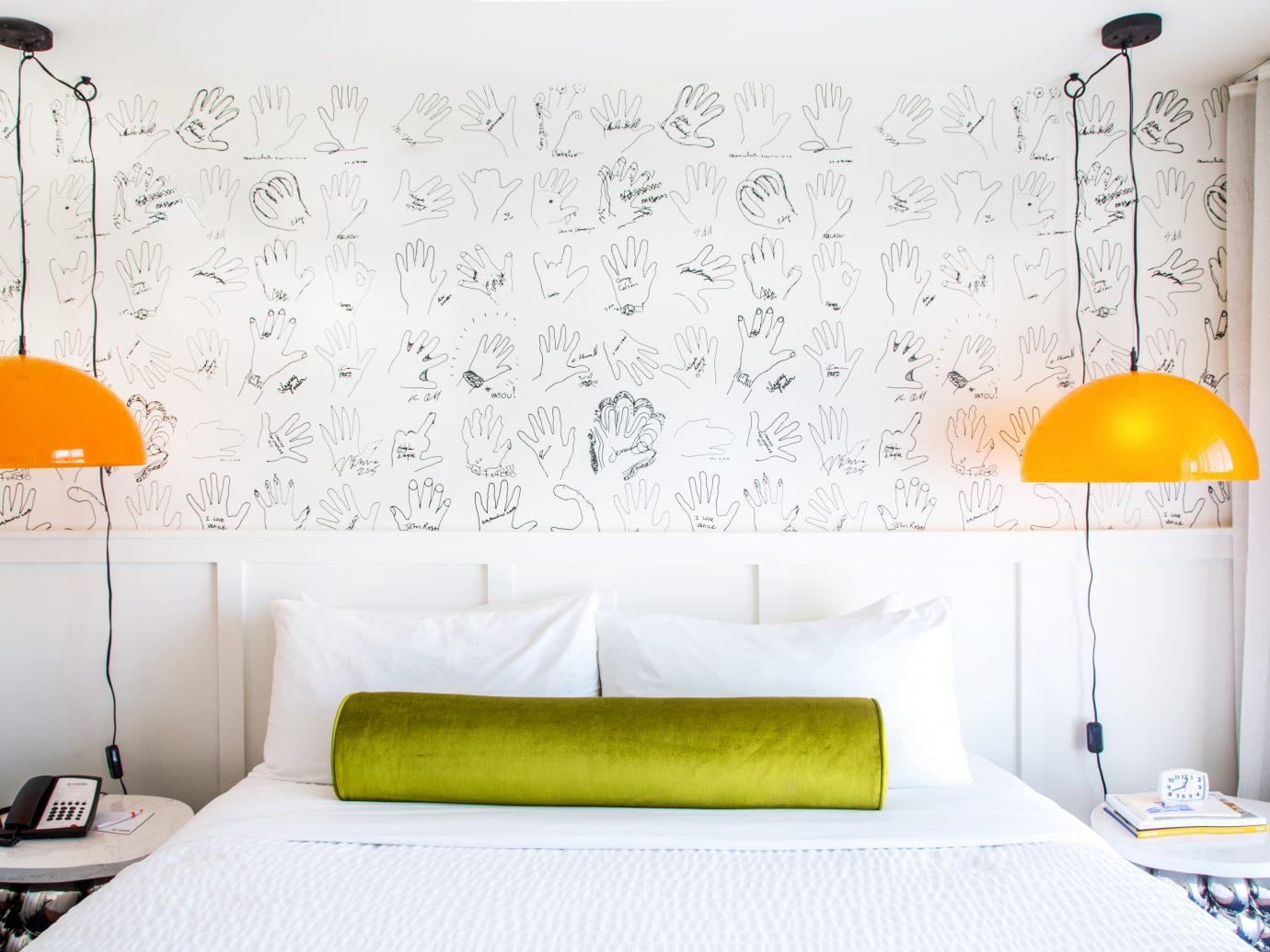 Bedroom at Hotel Erwin