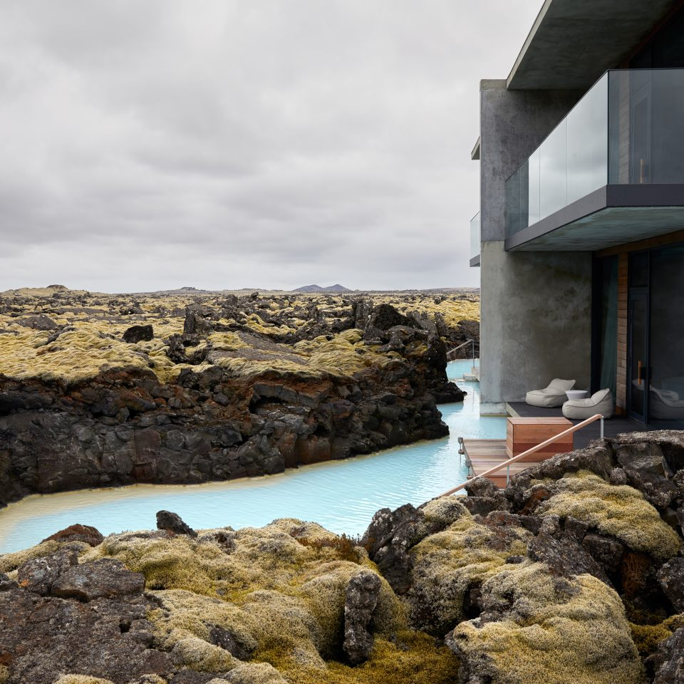 lagoon suite at The Retreat at Blue Lagoon Iceland