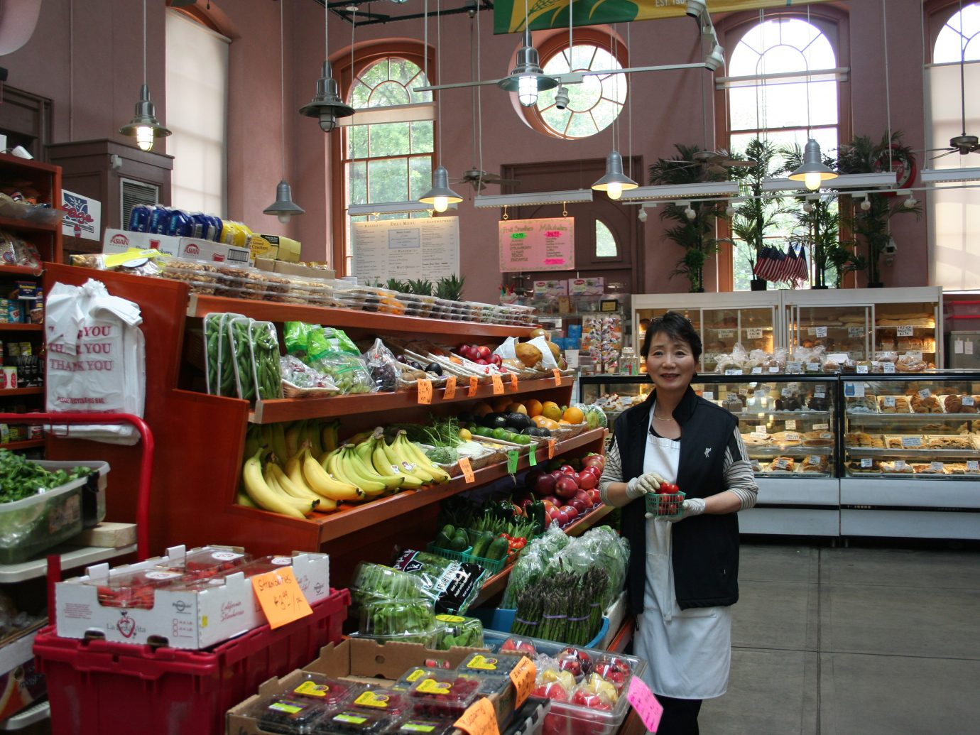 Paik Produce at Eastern Market
